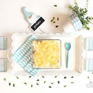 Pastel o lasaña de patata y carne| junaenlacocina.com