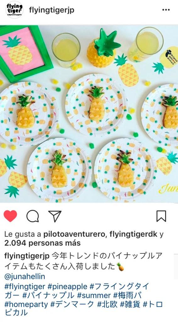 Piñas dulces| junaenlacocina.com