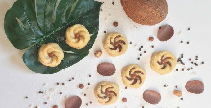 Bizcochos de coco