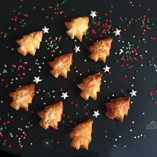 Pastel cordobés versión mini para navidad| junaenlacocina.com