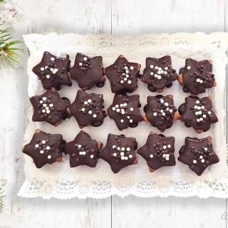 junaenlacocina.com|estrellas-bizcocho-chocolate