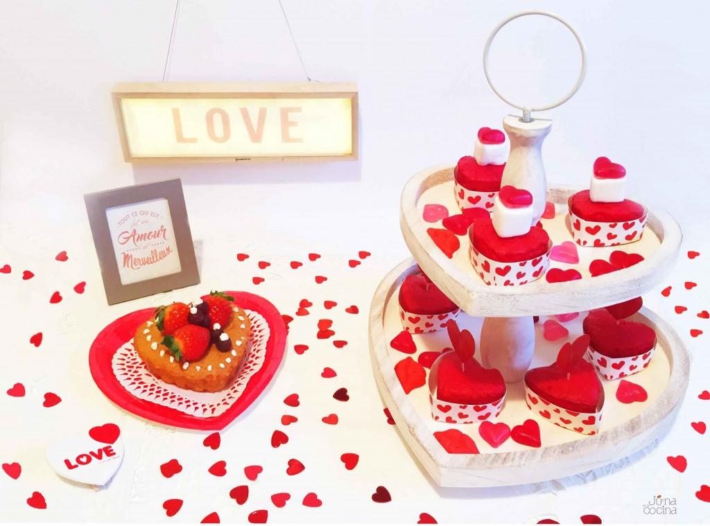 Corazones-bizcocho-dulces-san-valentin-