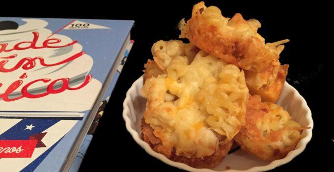 Macaroni and Cheese Muffins mi versión
