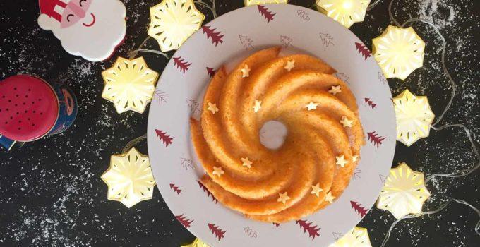 Buntd cake de coco
