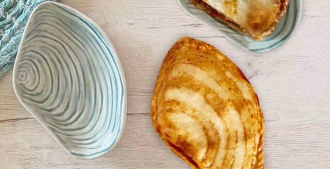 Empanada de berberechos