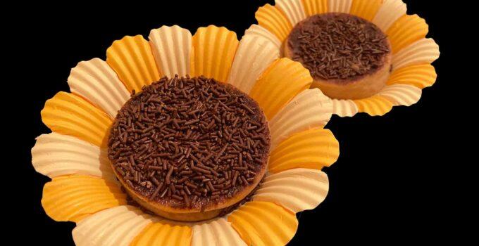 Pastel de galletas María